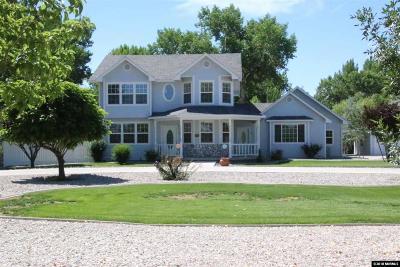 Fallon Single Family Home For Sale: 403 River Village Drive
