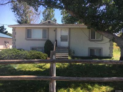 Winnemucca Single Family Home For Sale: 6265 Mills Rd