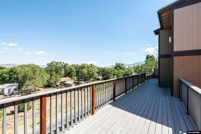 Washoe County Condo/Townhouse For Sale: 2100 Highview #7 #7