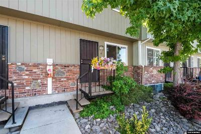 Reno Condo/Townhouse For Sale: 1410 E 9th #4 #4