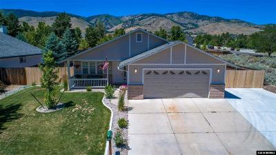 Carson City Single Family Home New: 2113 Court Side Circle