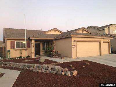 Fernley Single Family Home Active/Pending-Loan: 115 Red Oak Ct.