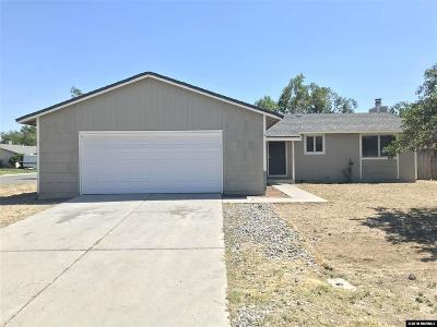 Fernley Single Family Home New: 495 Willow