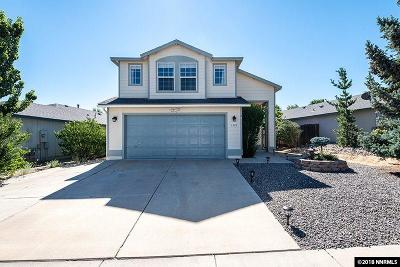 Reno Single Family Home For Sale: 1588 Pries Ct