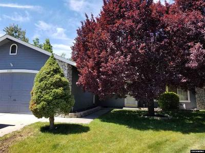 Carson City Single Family Home New: 2020 Southridge Ct