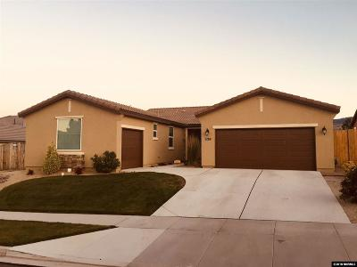 Washoe County Single Family Home For Sale: 5260 Eaglecrest Dr.