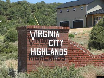 Reno Residential Lots & Land For Sale: 3930 Stove Pipe Road