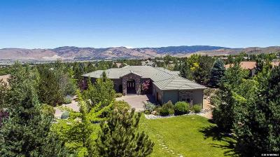 Washoe County Single Family Home For Sale: 14005 Saddlebow Drive