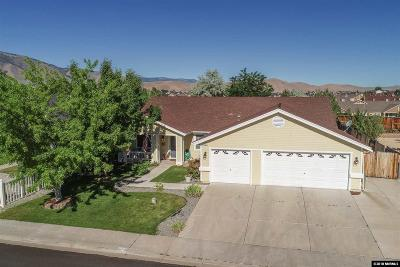 Reno Single Family Home New: 9831 Crystalline Dr