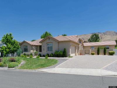 Washoe County Single Family Home For Sale: 2088 Tamarisk