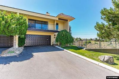 Washoe County Condo/Townhouse For Sale: 3453 Skyline Boulevard