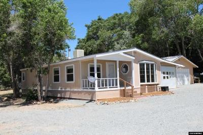 Reno Manufactured Home Active/Pending-Loan: 15055 Pinion Drive