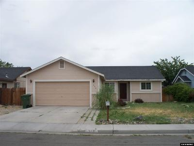 Fallon Single Family Home Active/Pending-Loan: 358 Dianna Way