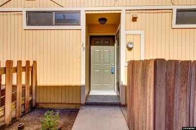 Reno Condo/Townhouse New: 859 Nutmeg #19