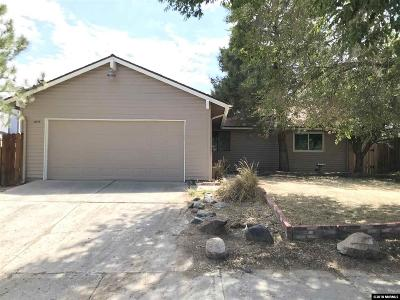 Carson City Single Family Home New: 4049 Knoblock Rd
