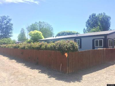Winnemucca Manufactured Home For Sale: 4240 Comstock Dr.