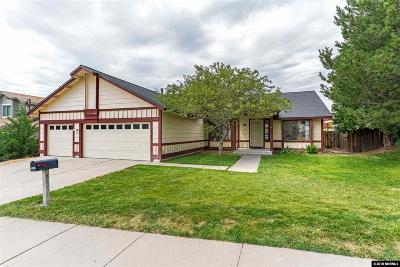 Reno Single Family Home New: 5331 Simons Dr