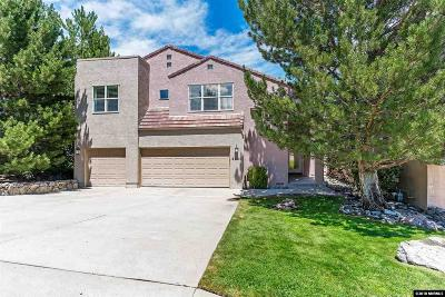 Washoe County Condo/Townhouse For Sale: 2650 Rockview Drive