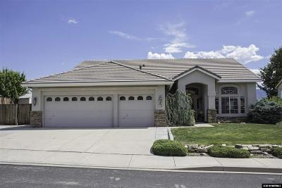 Washoe County Single Family Home New: 7108 Heatherwood Drive