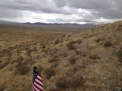 Imlay Residential Lots & Land For Sale: 04 Imlay Canyon