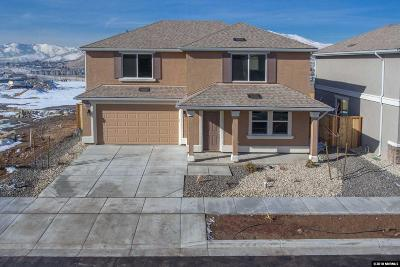 Reno Single Family Home Active/Pending-Loan: 3675 Remington Park