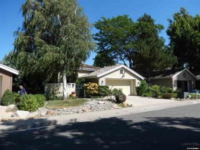 Washoe County Single Family Home New: 1260 Bridlewood Way