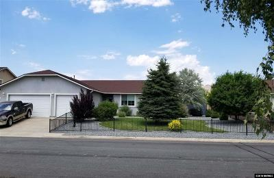 Reno Single Family Home New: 18311 Glen Lakes