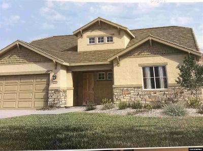 Reno Single Family Home New: 10290 Rollins Drive