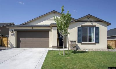 Reno Single Family Home New: 7271 Rutherford