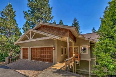 Incline Village Single Family Home New: 547 Lantern Ct
