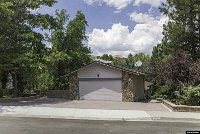 Washoe County Single Family Home New: 3255 Corey Drive