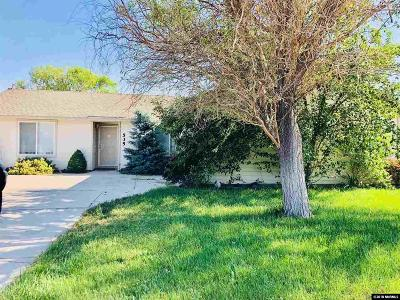 Fernley Single Family Home For Sale: 535 Darren Way