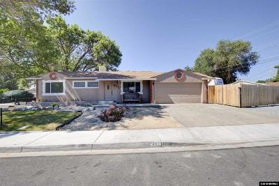Washoe County Single Family Home New: 381 McGoldrick Way