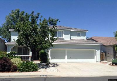 Washoe County Single Family Home New: 3149 Creekwood