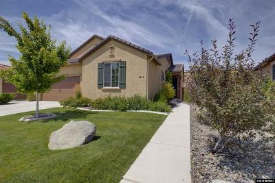 Washoe County Single Family Home New: 2930 Kimberlite Ct