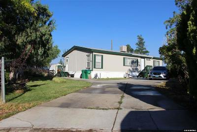 Reno Manufactured Home For Sale: 553 Ideal Ct.