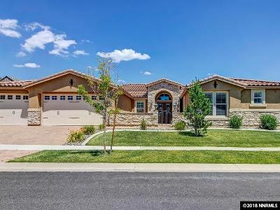 Washoe County Single Family Home New: 1900 Champion Hills Dr
