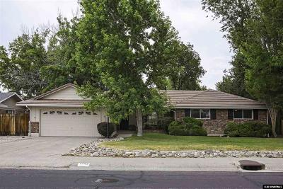 Washoe County Single Family Home New: 1445 California Ave
