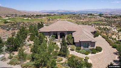 Reno NV Single Family Home New: $1,825,000