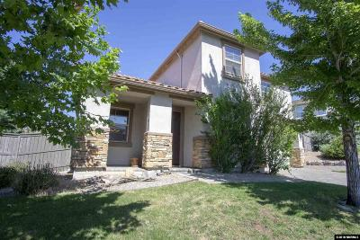 Washoe County Single Family Home New: 8065 Opal Station Drive