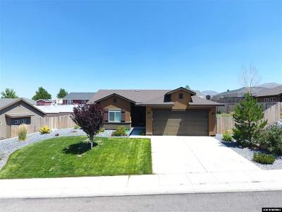 Winnemucca Single Family Home For Sale: 3243 Hackamore Way