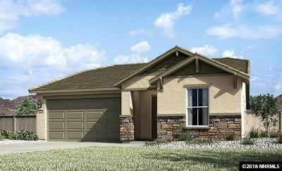 Reno NV Single Family Home New: $375,698