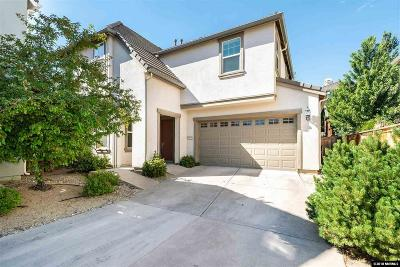 Reno Single Family Home New: 2185 Heavenly View Trail