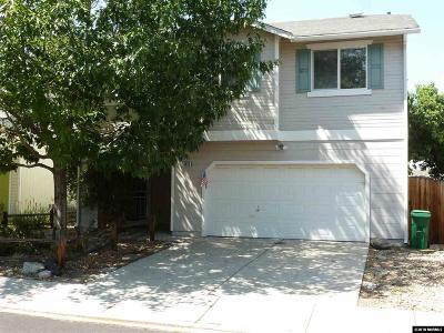 Washoe County Single Family Home New: 4035 Sycamore Way