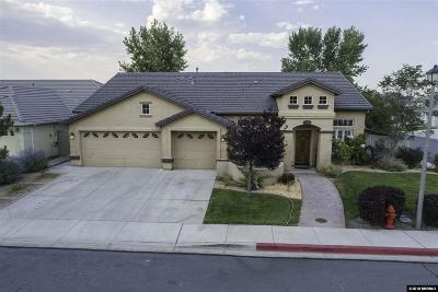Reno Single Family Home New: 9601 Glen Ridge Dr
