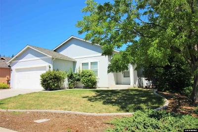 Sparks Single Family Home Active/Pending-House: 1046 Table Mountain Ct.