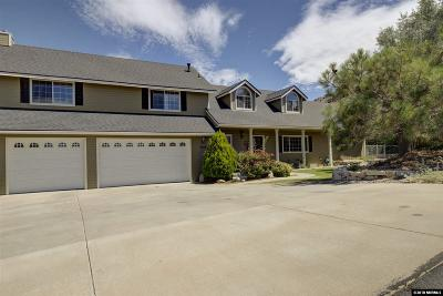 Carson City Single Family Home New: 2522 Anzac Cir