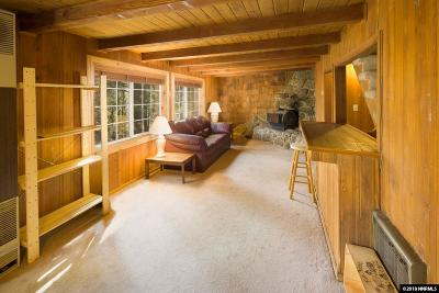 South Lake Tahoe CA Single Family Home New: $349,000