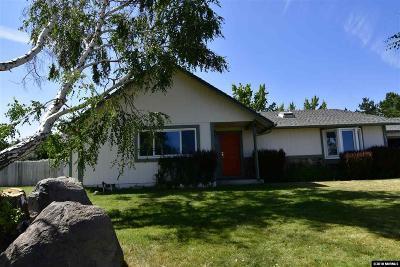 Reno Single Family Home New: 1690 Zolezzi Ln