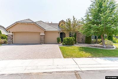 Sparks Single Family Home For Sale: 1257 Ebling Drive